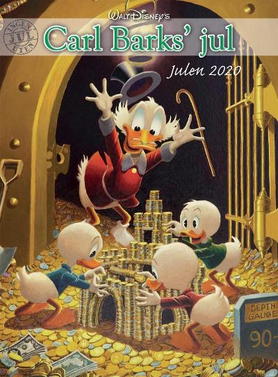 Carl Barks' jul - Carl Barks