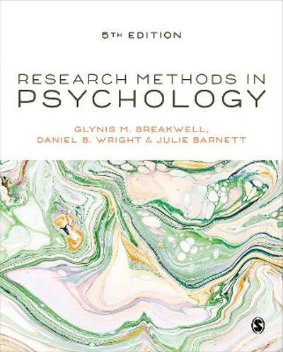 Research Methods in Psychology - Glynis M. Breakwell
