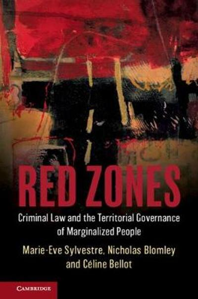 Red Zones - Marie-Eve Sylvestre