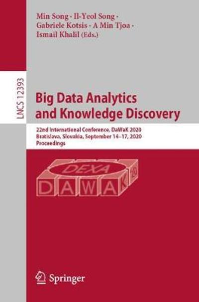 Big Data Analytics and Knowledge Discovery - Min Song