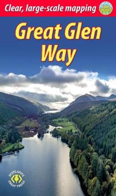 Great Glen Way (6th ed) - Jacquetta Megarry