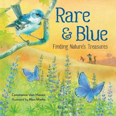 Rare and Blue - Connie Van Hoven