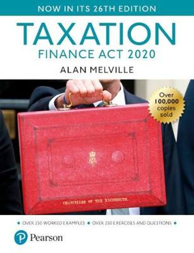 Melville's Taxation: Finance Act 2020 - Alan Melville