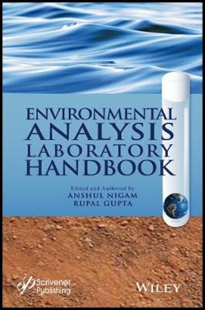 Environmental Analysis Laboratory Handbook - Anshul Nigam