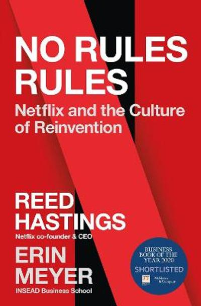 No Rules Rules - Reed Hastings