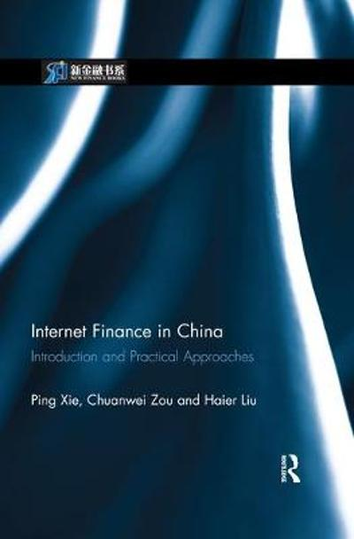Internet Finance in China - Ping Xie