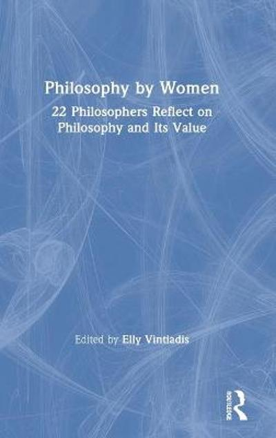 Philosophy by Women - Elly Vintiadis