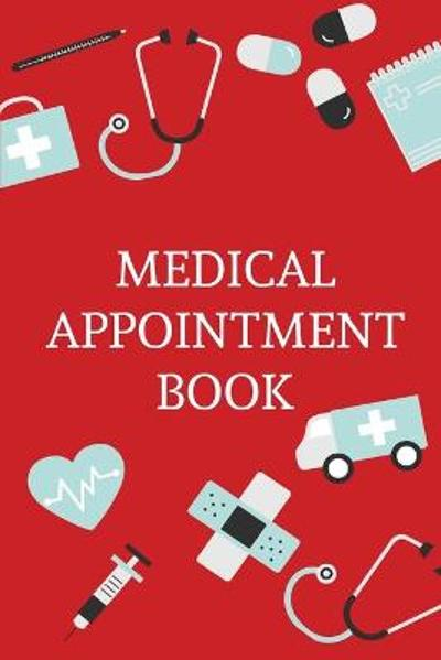 Medical Appointment Book - Teresa Rother