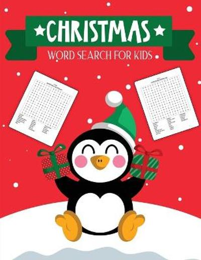 Christmas Word Search For Kids - Patricia Larson