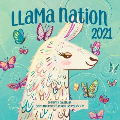 Llama Nation 2021 - Editors of Rock Point