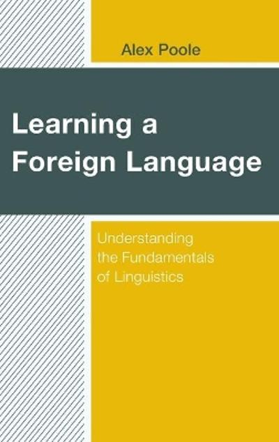 Learning a Foreign Language - Alex Poole