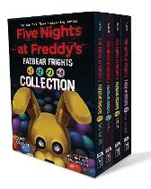 Fazbear Frights Four Book Boxed Set - Scott Cawthon Elley Cooper Carly Anne West Andrea Waggener