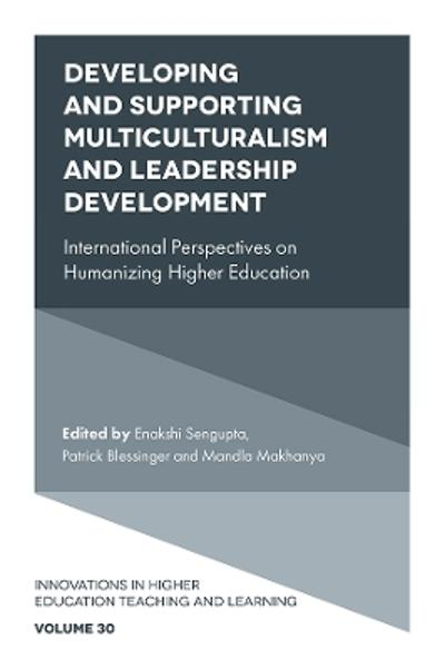 Developing and Supporting Multiculturalism and Leadership Development - Enakshi Sengupta