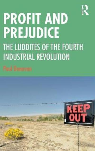 Profit and Prejudice - Paul Donovan