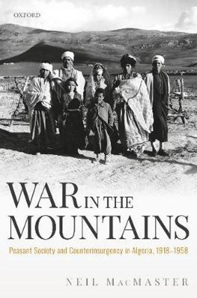War in the Mountains - Neil Macmaster