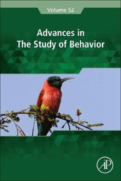 Advances in the Study of Behavior - Marc Naguib
