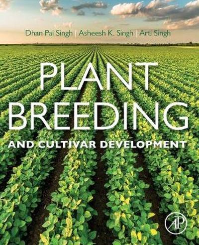 Plant Breeding and Cultivar Development - D. P. Singh