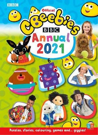 CBeebies Official Annual 2021 -