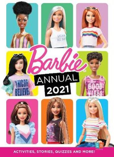 Barbie Official Annual 2021 -
