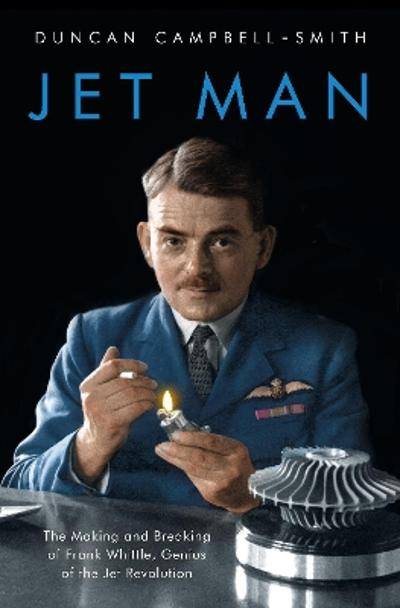 Jet Man - Duncan Campbell-Smith