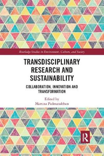 Transdisciplinary Research and Sustainability - Martina Padmanabhan