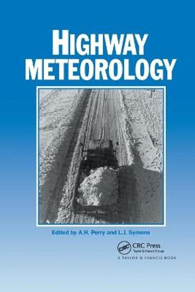 Highway Meteorology - A.H. Perry