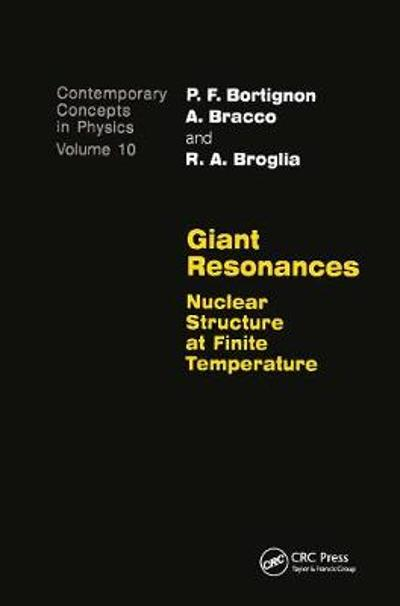 Giant Resonances - Bortignon
