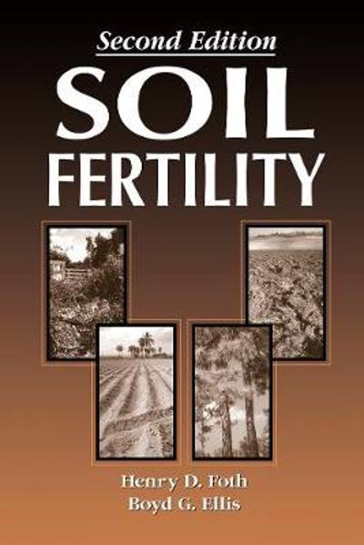 Soil Fertility - Boyd Ellis
