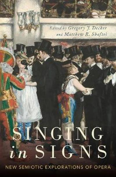 Singing in Signs - Gregory J. Decker