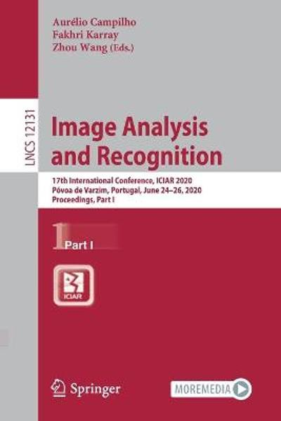 Image Analysis and Recognition - Aurelio Campilho
