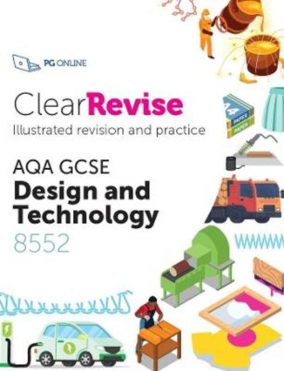 ClearRevise AQA GCSE Design and Technology 8552 -