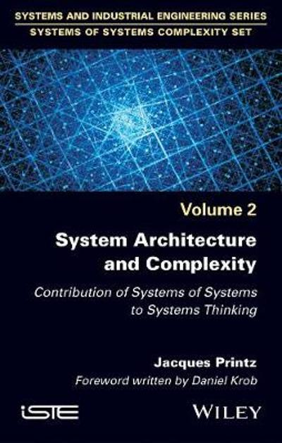 System Architecture and Complexity - Jacques Printz