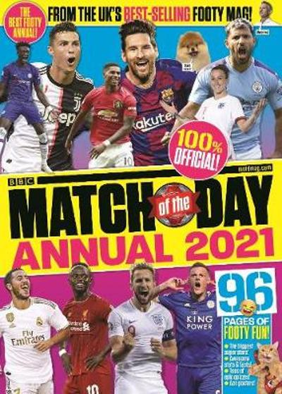 Match of the Day Annual 2021 - Various