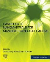 Handbook of Nanomaterials for Manufacturing Applications - Chaudhery Mustansar Hussain
