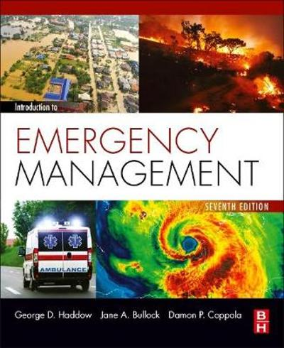 Introduction to Emergency Management - Jane A. Bullock