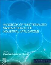 Handbook of Functionalized Nanomaterials for Industrial Applications - Chaudhery Mustansar Hussain