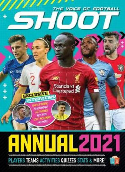 Shoot Official Annual 2021 -