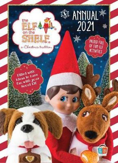 Elf on The Shelf Official Annual 2021 -