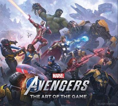 Marvel's Avengers - The Art of the Game - Paul Davies