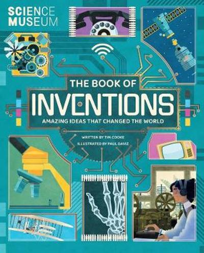 The Book of Inventions - Tim Cooke
