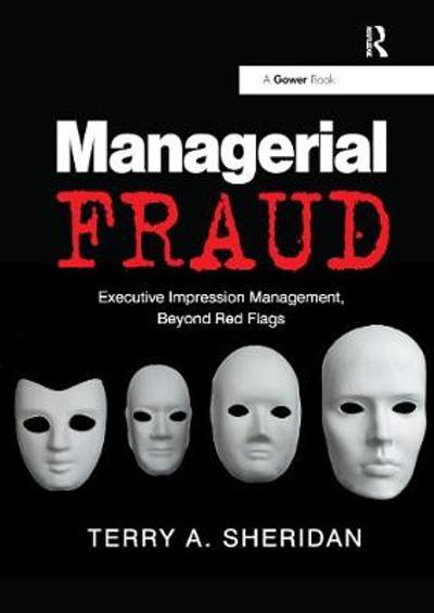 Managerial Fraud - Terry A. Sheridan