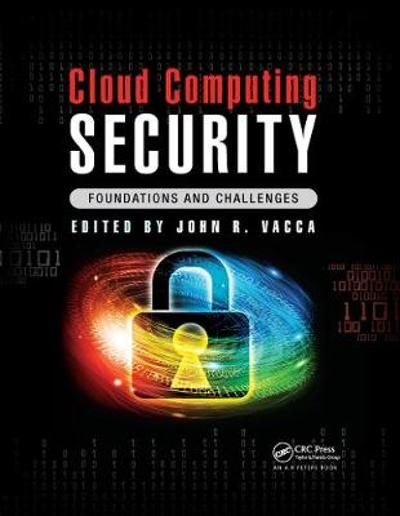 Cloud Computing Security - John R. Vacca