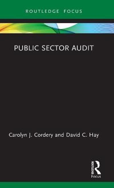 Public Sector Audit - Carolyn J. Cordery