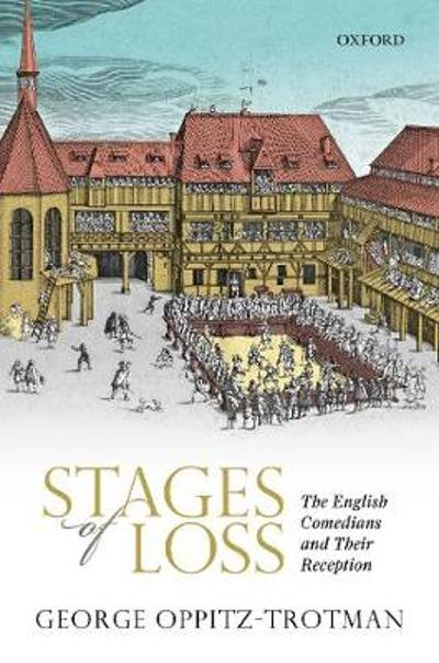 Stages of Loss - George Oppitz-Trotman