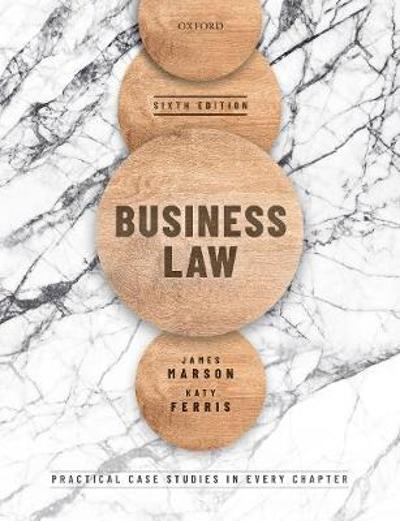 Business Law - James Marson