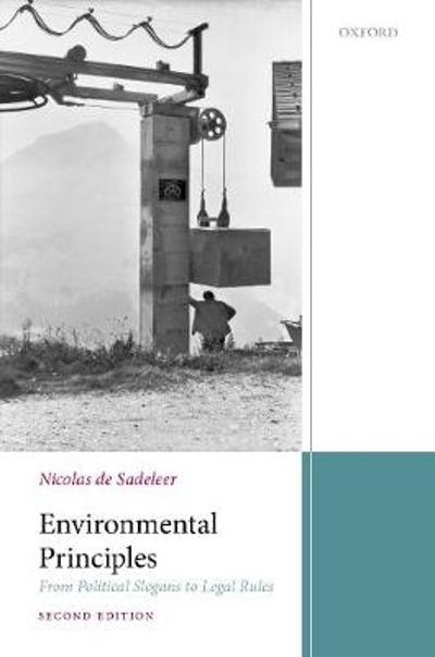 Environmental Principles - Nicolas de Sadeleer