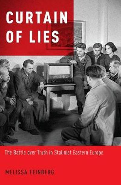 Curtain of Lies - Melissa Feinberg