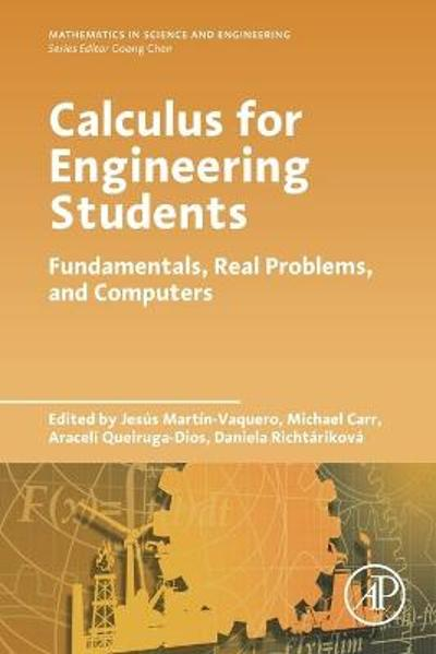 Calculus for Engineering Students - Jesus Martin Vaquero