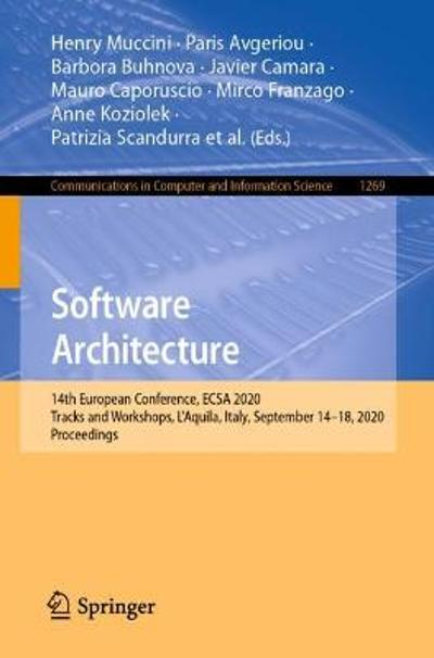 Software Architecture - Henry Muccini