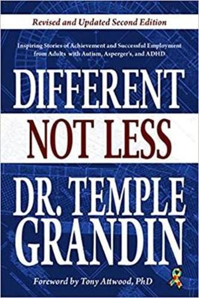 Different...Not Less - Temple Grandin